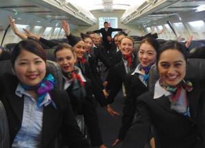2年間 航空&観光マネジメントプログラム