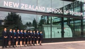 ニュージーランドエアラインスクール卒業生がANA合格へ!
